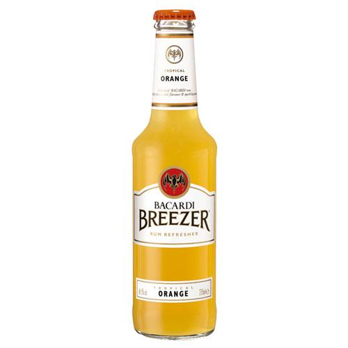 "Артикул:72550.  Коктейль  ""Bacardi Breezer ""Апельсин ,275мл ,4% акл..."