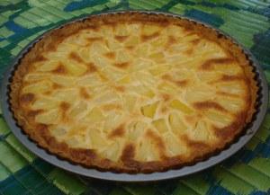 Ananas- och cocospaj