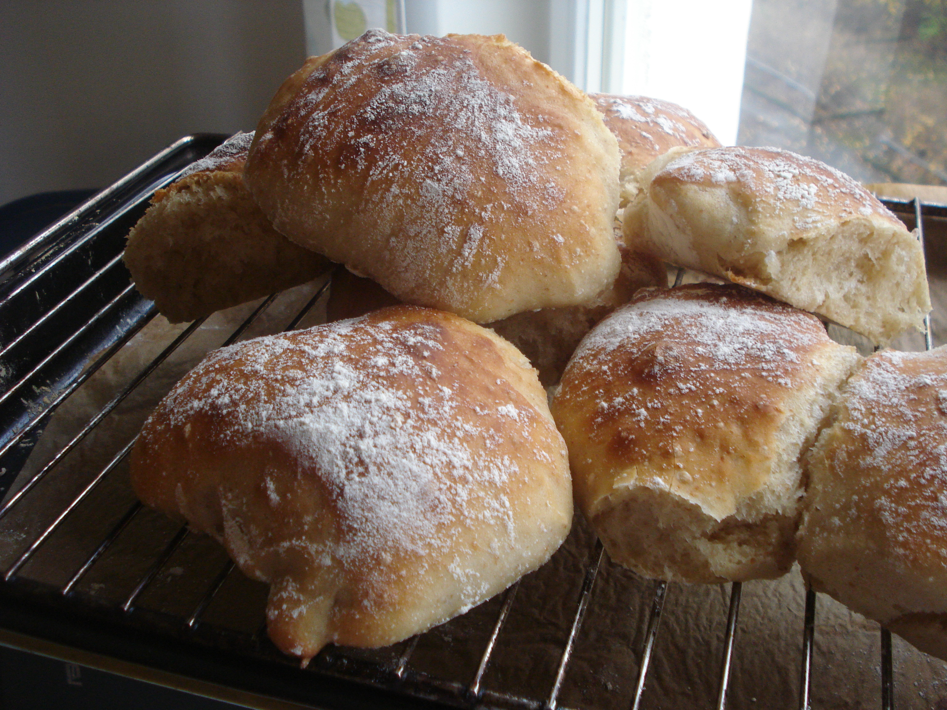 manitoba cream bröd recept