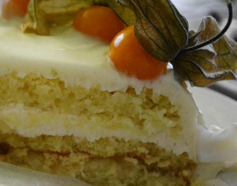Piña Colada tårta