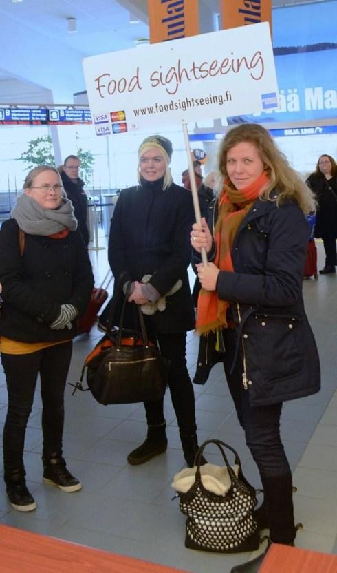 Food Sightseeing, Helsinki