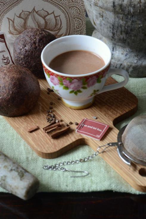 Cocoa Tea, Chocolate Caribe