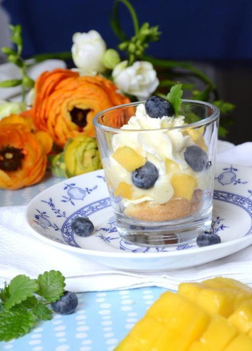 Caribbean Trifle