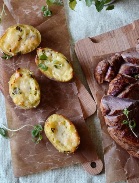 Potatisbakelser