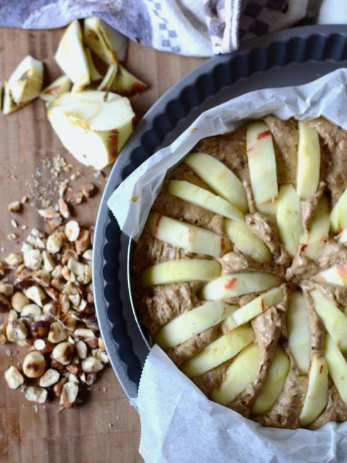 Äppelkaka