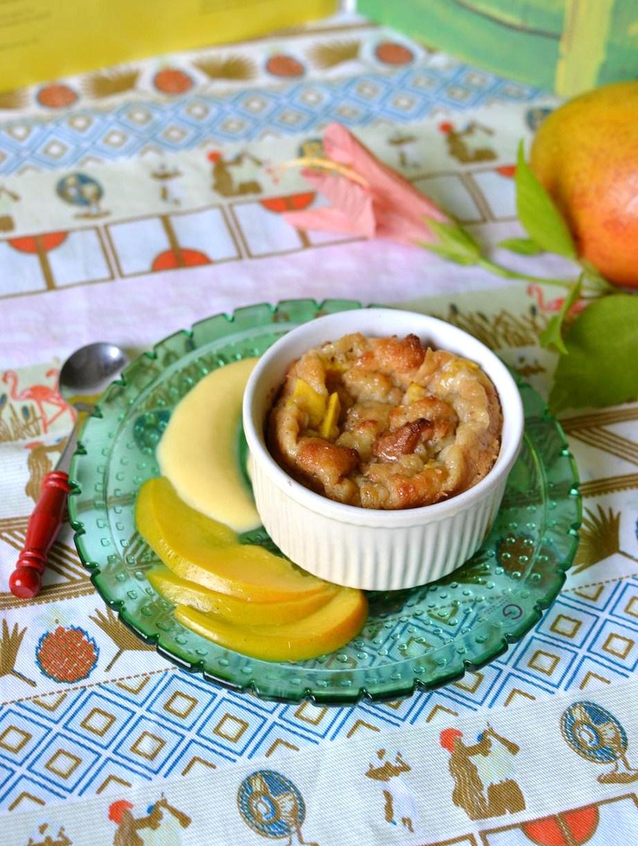 Bread Pudding låter kanske mer brittiskt än karibiskt och nog är ...