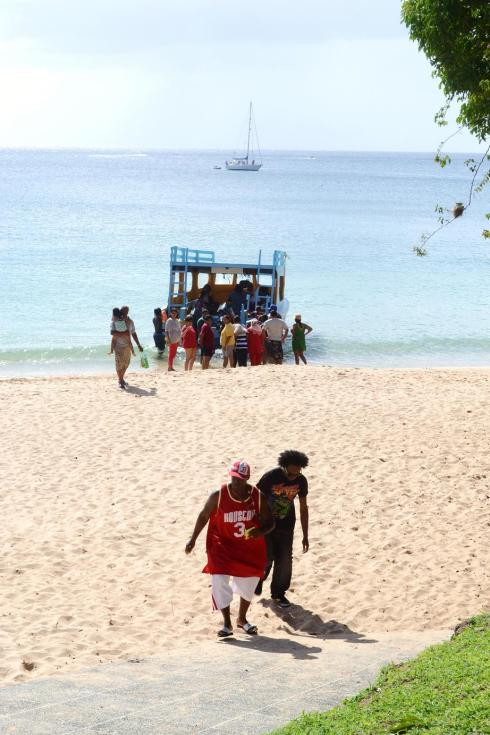 Store Bay, Tobago