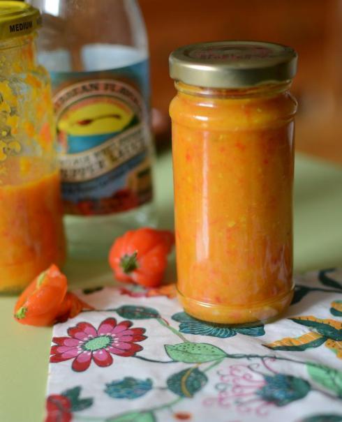 Pepper Sauce