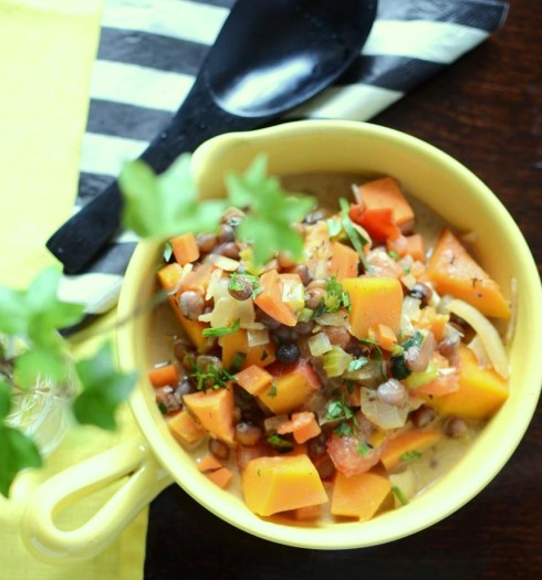 Caribbean Ital Stew