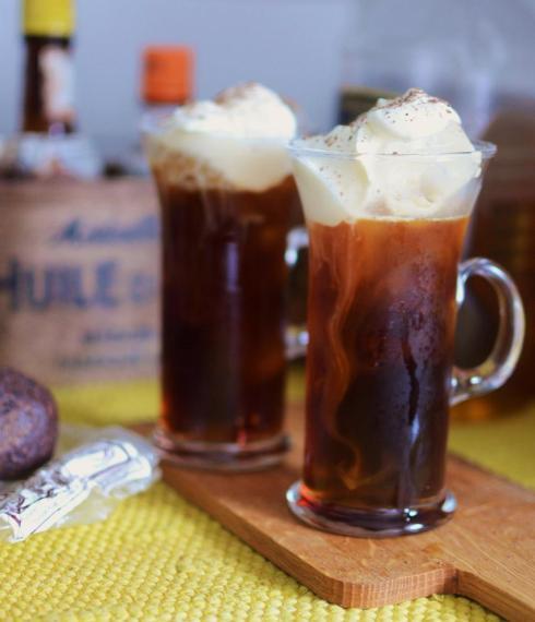 Caribbean Ice Coffee